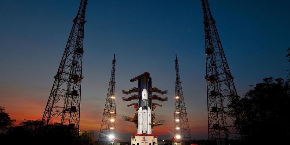 El paso a paso del lanzamiento del 'megacohete' indio