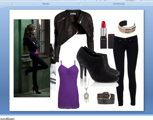 katherine pierce outfits - Google Search