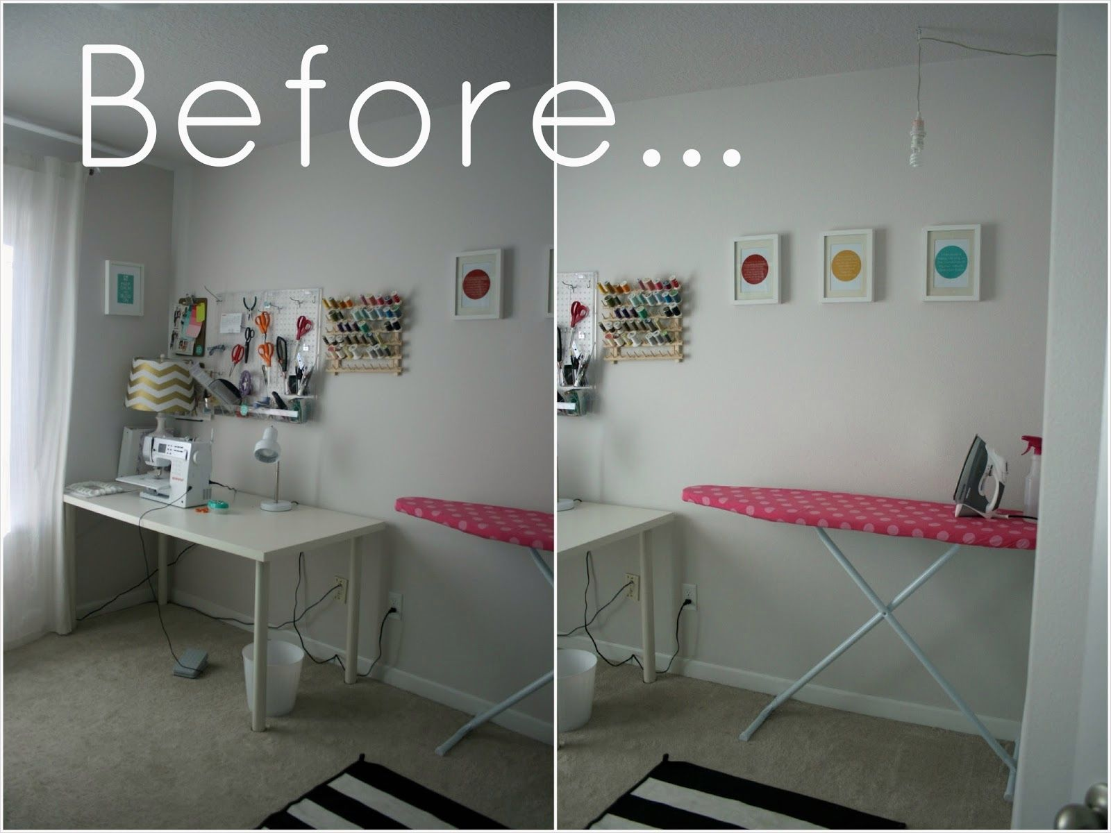 Pin On Sewing Room Design