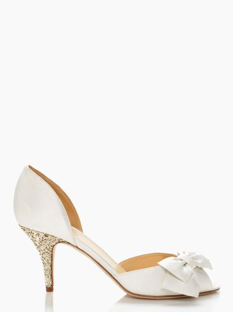 The perfect wedding shoe katespade totally want these for my big the perfect wedding shoe katespade totally want these for my big day junglespirit Images
