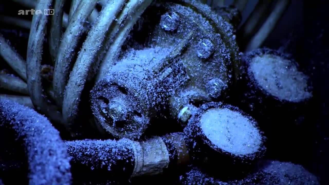 Mit dem U-Boot in die Arktis [Dokumentation deutsch]