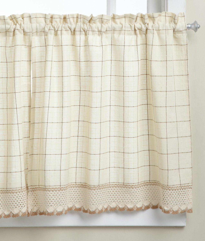 Lorraine Home Fashions Window Curtain Panels Curtains House