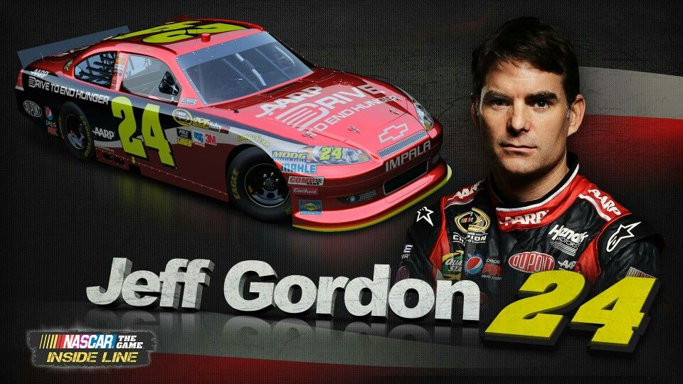 24 Jeff Gordon Jeff Gordon Nascar Jeff Gordon Nascar Racing