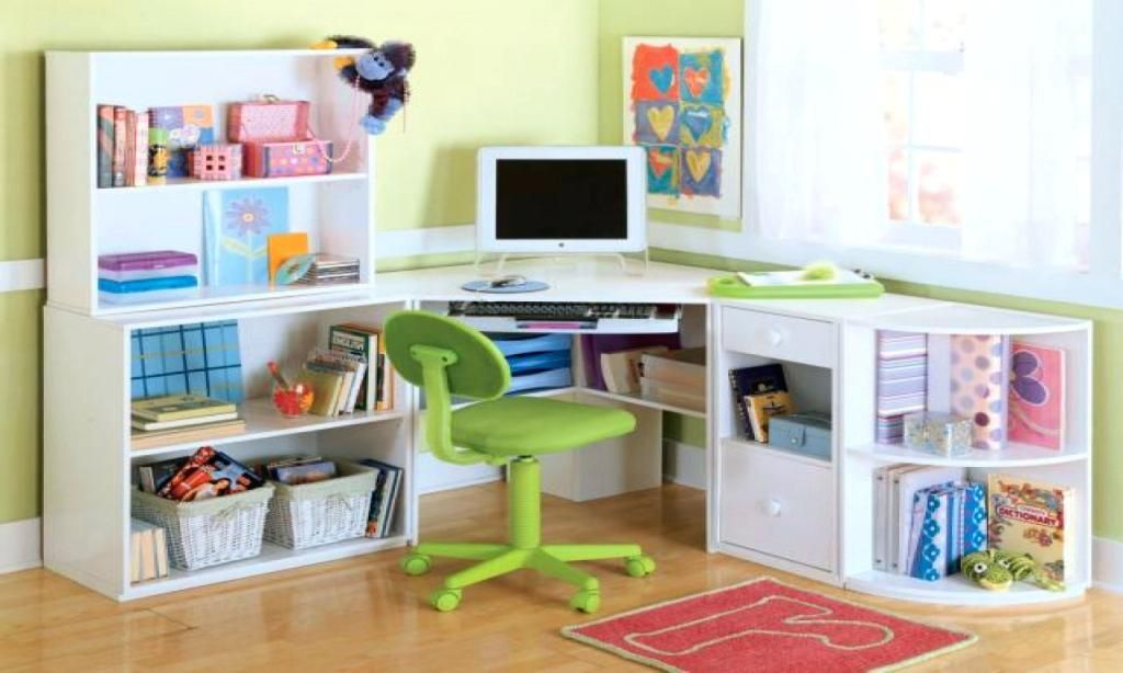 Desk With Storage For Kids Image Of Kids Corner Desk And Storage Desks For Sale Amazon Saratonin Co Kids Corner Desk Kid Desk Kids Room Organization