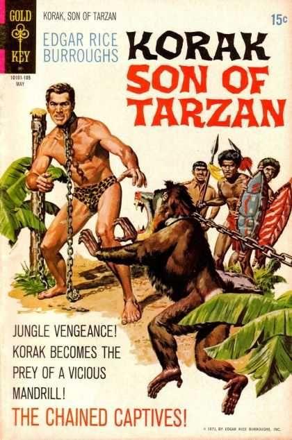 Тарзан сын обезяна порно