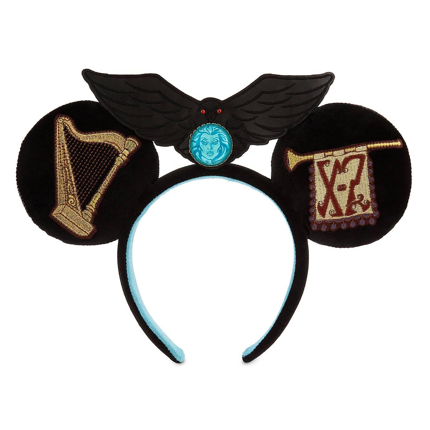 The Haunted Mansion Ear Headband by Kim Irvine 50th
