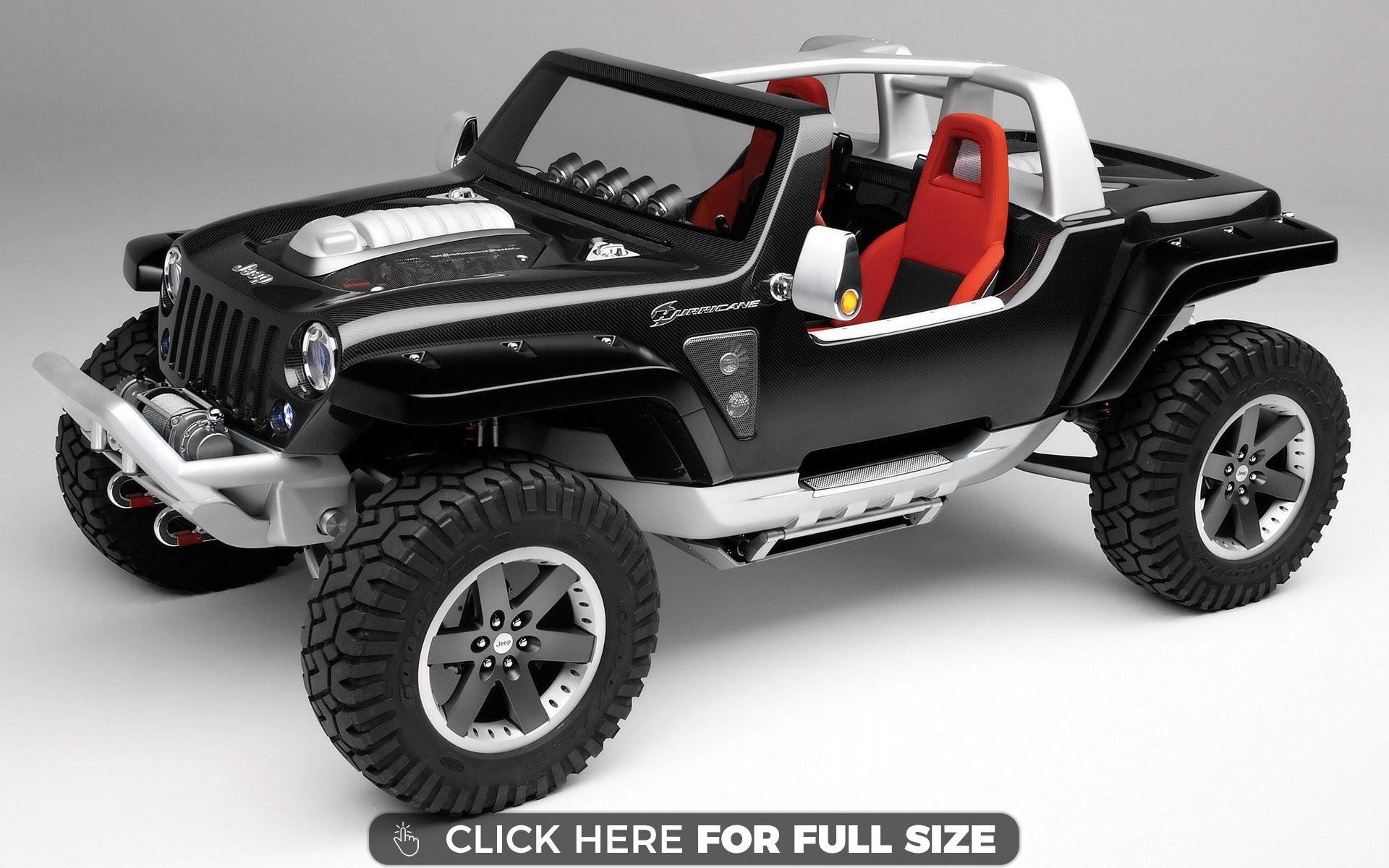 Jeep Hurricane Jeep Concept Jeep Cars Jeep