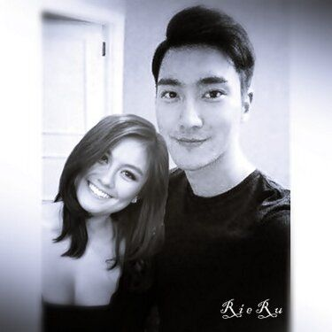 Breaking News Siwon Choi and Agnes Monica Go Public Sera Phine World