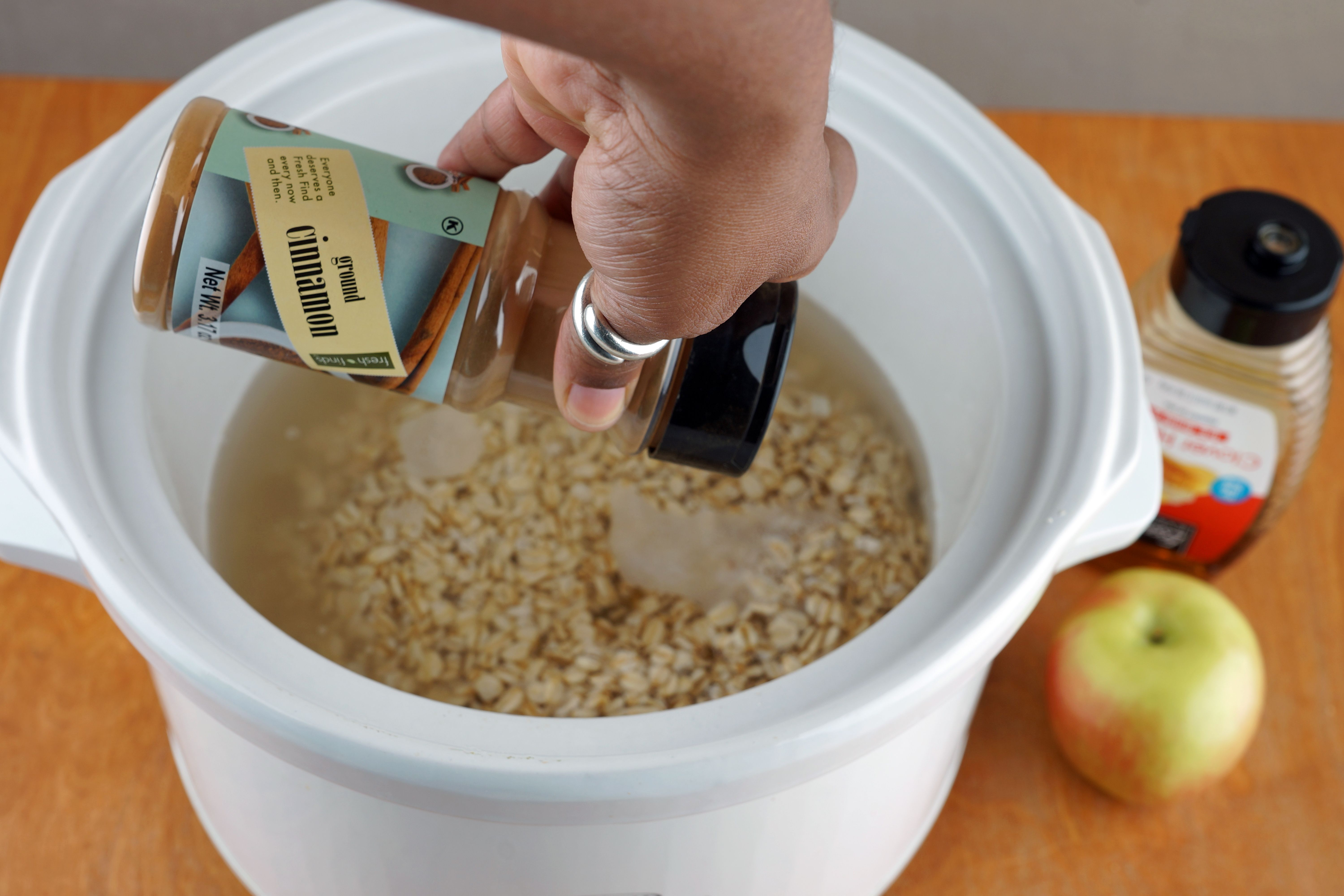 How to cook rolled oats in a crockpot cooking rolled