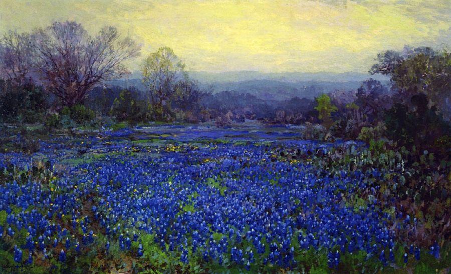 Field of Robert Julian Onderdonk Pinturas