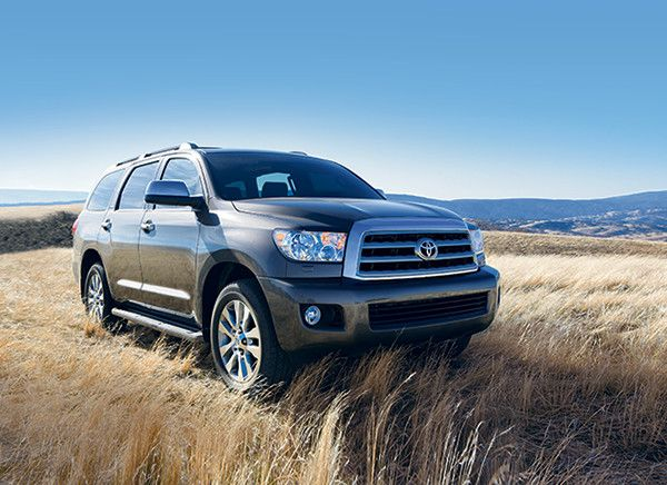 2016 Toyota Sequoia Milton Toyota in Greater Toronto