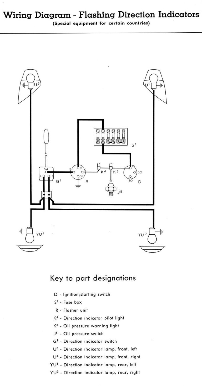 Diagram Thesamba Com Type 2 Wiring Diagrams
