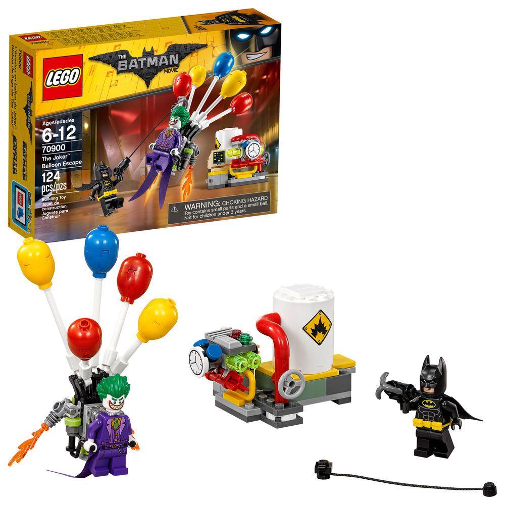 Joker Balloon Movie The Batman Lego Escape70900Egaming 54LAjR3qc