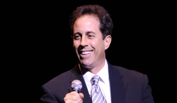 Jerry Seinfeld S Net Worth 2019 Seinfeld S Net Worth Is Staggering The World News Daily Jerry Seinfeld Seinfeld Comedians