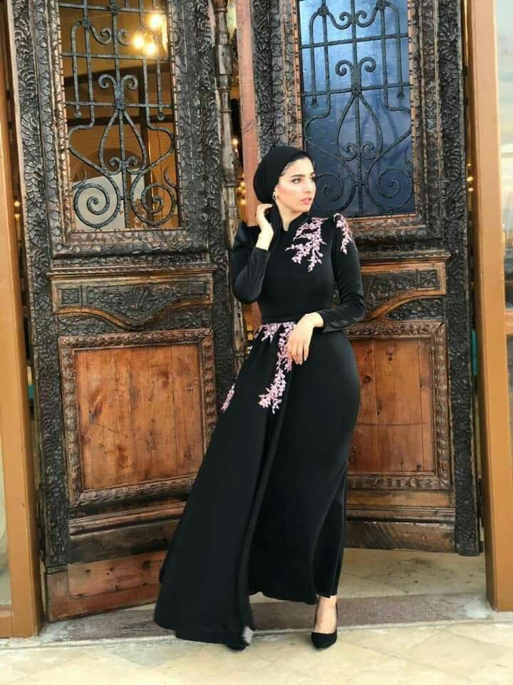Pin by Toka on Dresses in 2020 Hijab fashion, Hijab