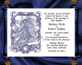 Medieval wedding invitations wording google search wedding medieval wedding invitations wording google search filmwisefo