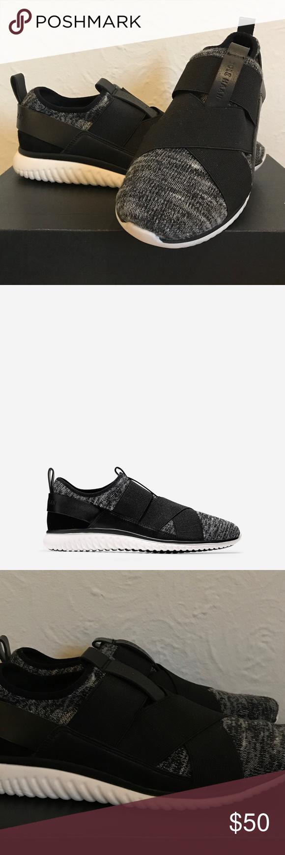 Cole Haan Studio Grand Knit sneakers