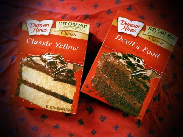 Accidentally vegan cake mix recipe hacks vegan cake mix