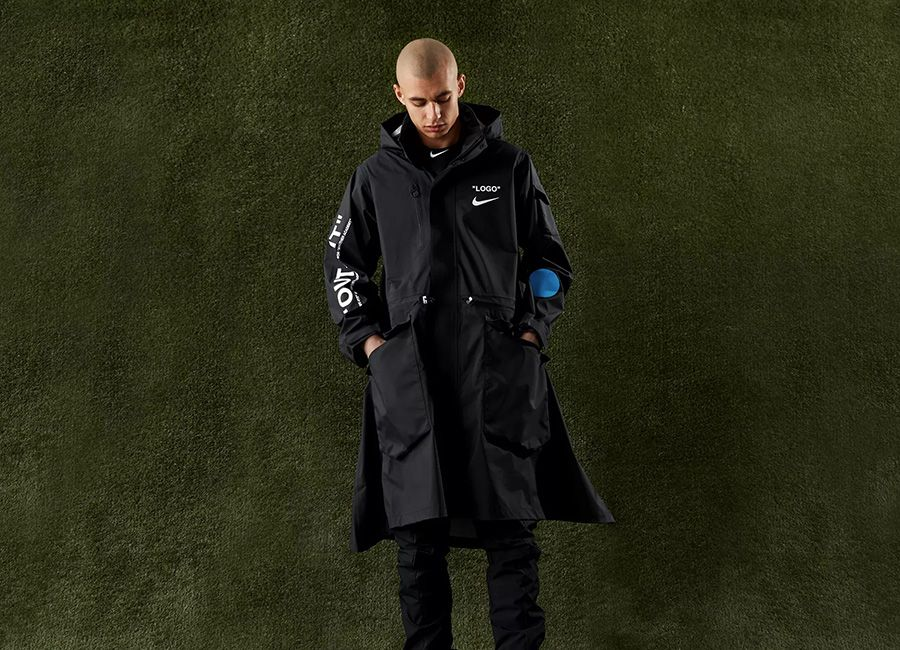 buy \u003e nike x off white trench coat, Up