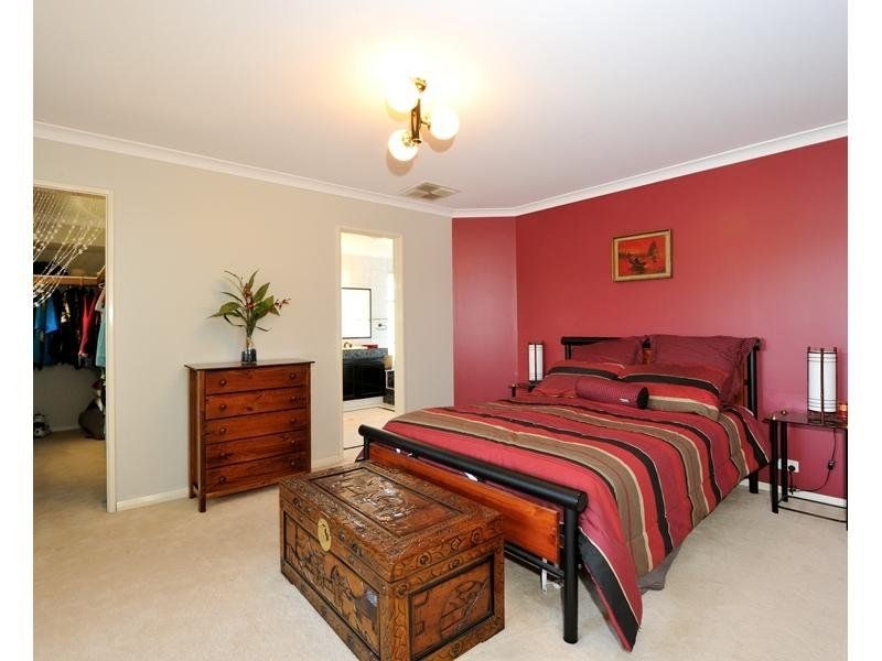 Red Feature Wall Bedroom Ideas Part - 50: Real Home Bedroom - Google Search · Red Feature WallFeature ...