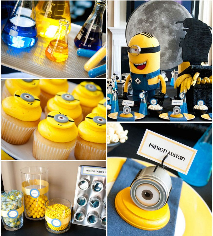 Minion Baby Shower Should Be Planned Well For Its Sucess
