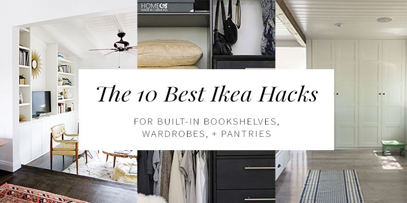 10 built in ikea hacks to make your jaw drop ikea hack for Tutorial ikea home planner