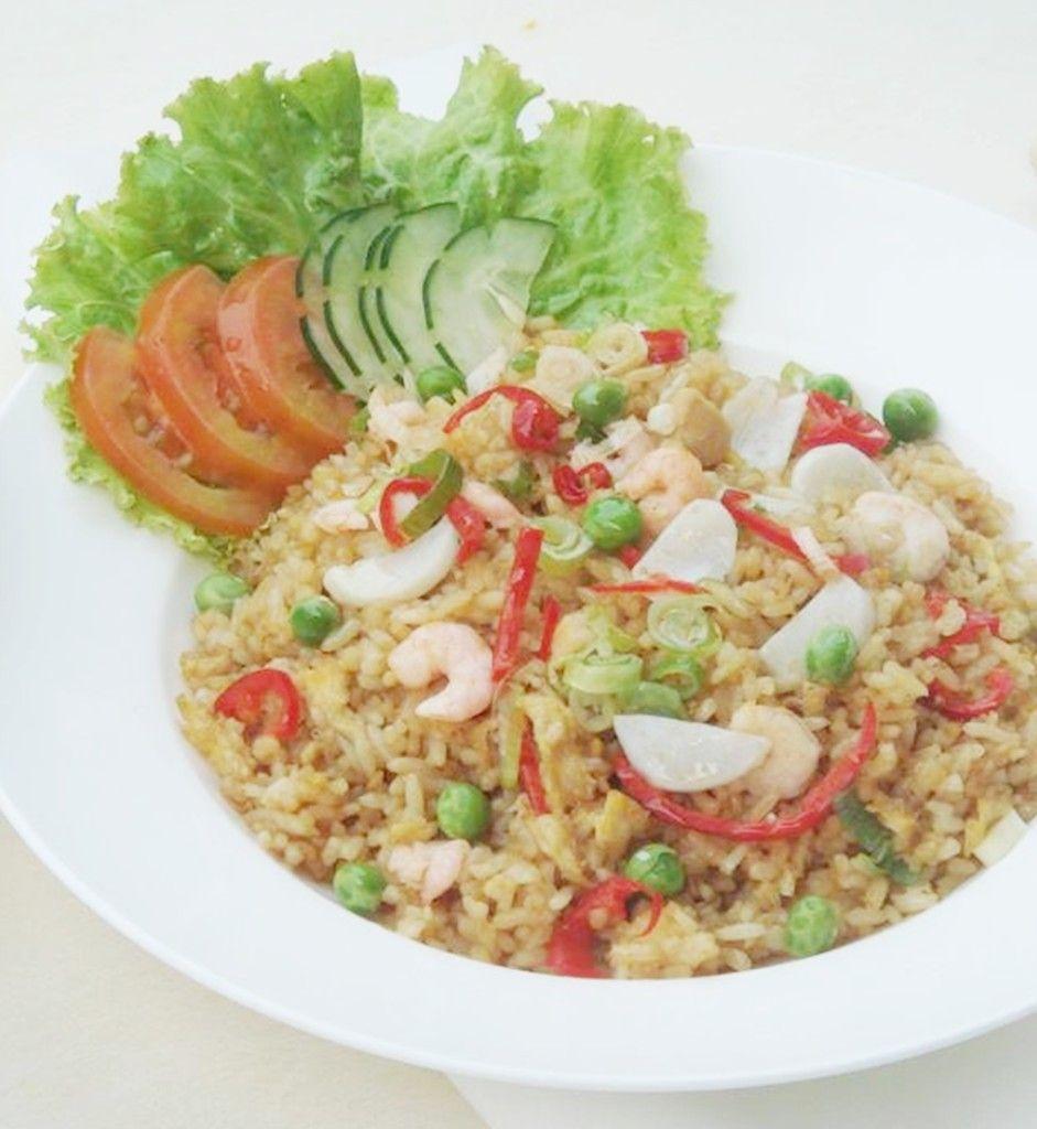 Resep Nasi Goreng Hongkong Oleh Chinantalya Ivada Resep Resep Masakan Masakan Makanan Dan Minuman