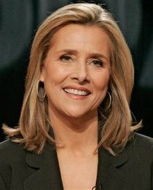 Meredith Vieira! So very nice.