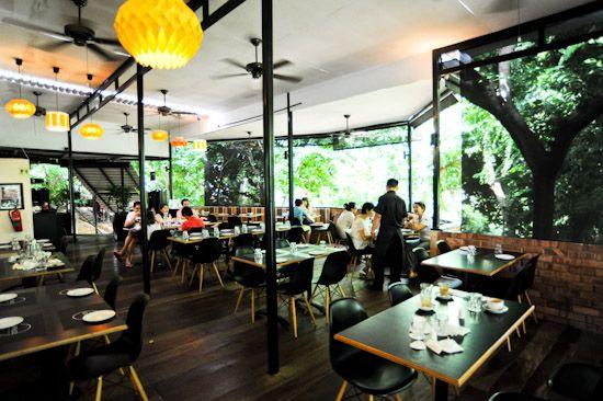 Brunch Places In Singapore Cool Cafe Cafe Restaurant Cafe