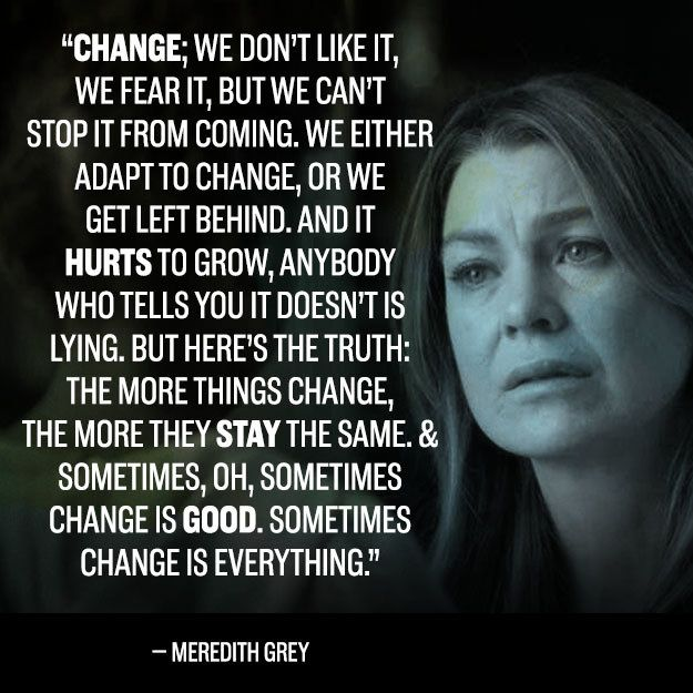 22 Incredible Grey\'s Anatomy Quotes That Still Break Your ...