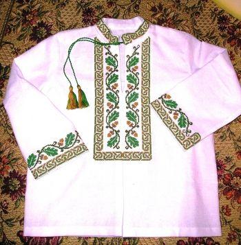 Вишиванка для синочка | BurdaStyle.ua: Мода, Дизайн, Рукоділля, Викрійки