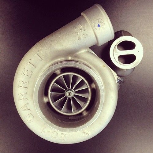 Precision Turbo For Subaru: Get Blown! GTX35 With Their New Twin Scroll V-band