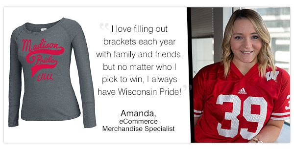 March Madness: Team Pride Picks #LoveStyle