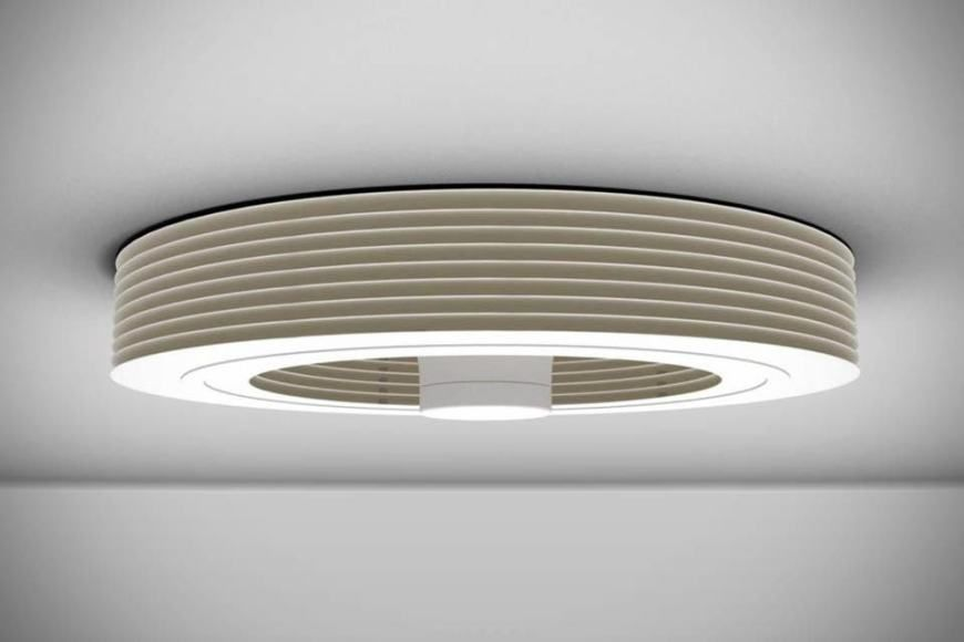 Bladeless Ceiling Fans With Images Bladeless Ceiling Fan