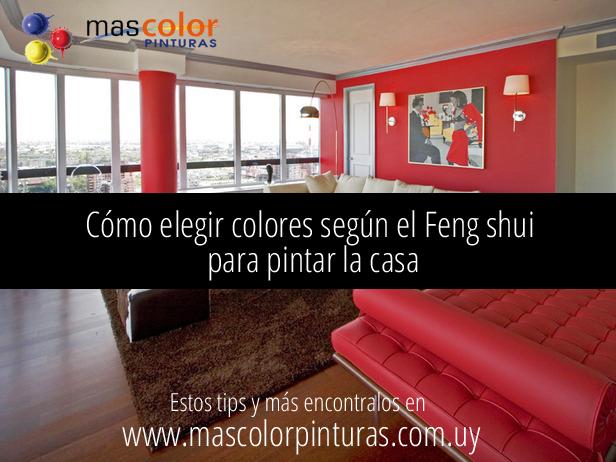 C mo elegir los colores seg n feng shui para pintar la for Decoracion segun feng shui