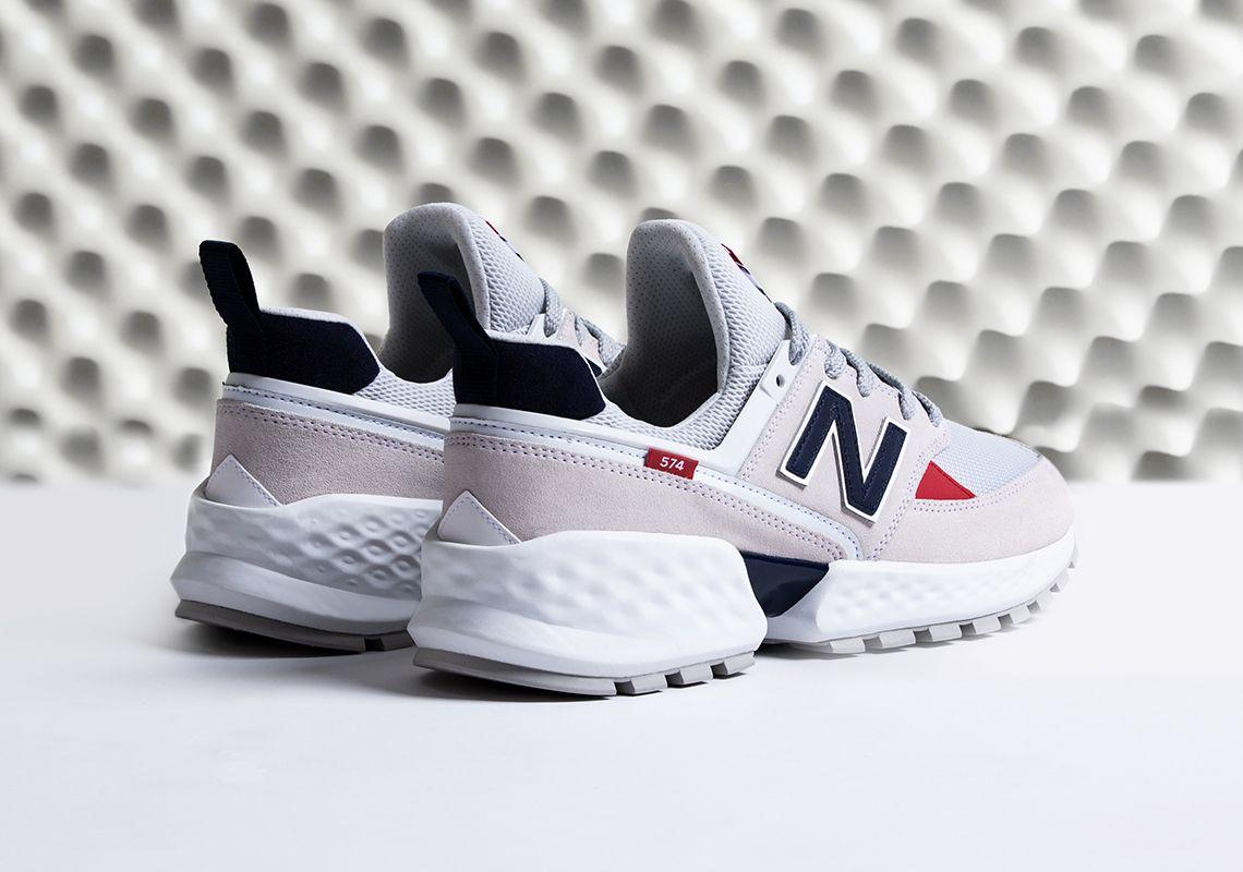 New Balance 574 Sport V2 Buying Guide + Store List เสื้อ