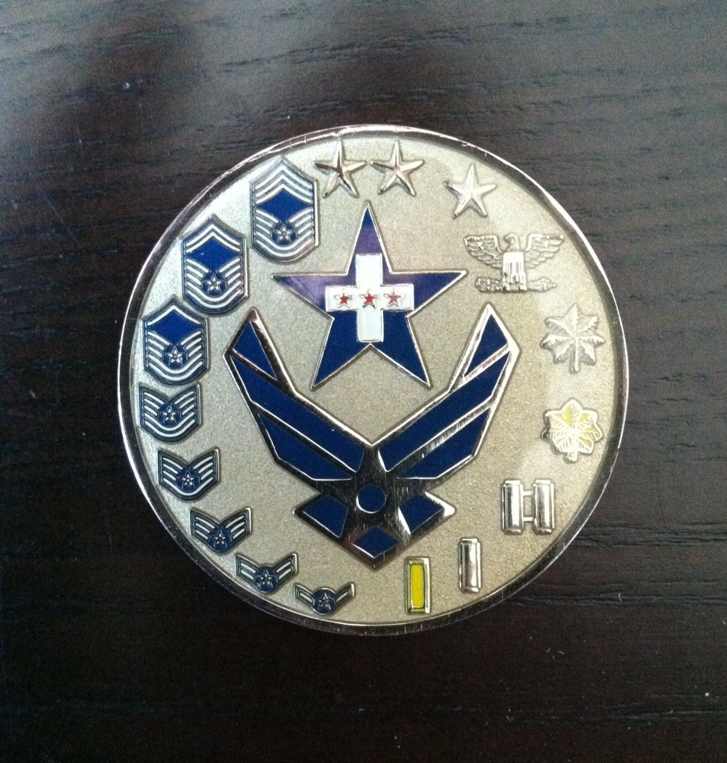 air force nurse corps