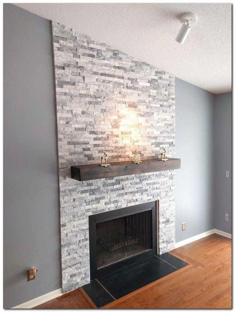 80 Classic Brick Fireplace Ideas Stone Fireplace Surround