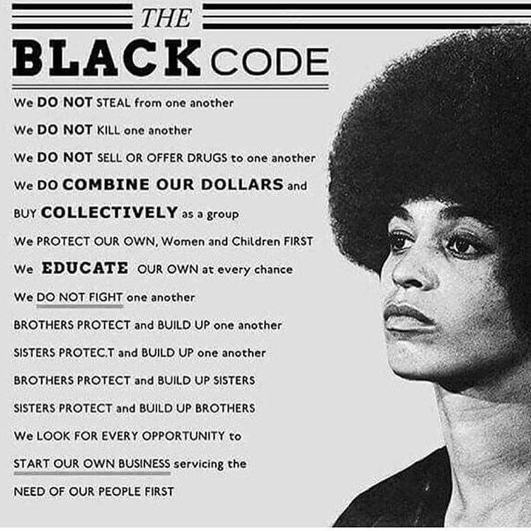 96dcb78e The black code #AngelaDavis #Queen | Black Love♥☥ | Black history ...