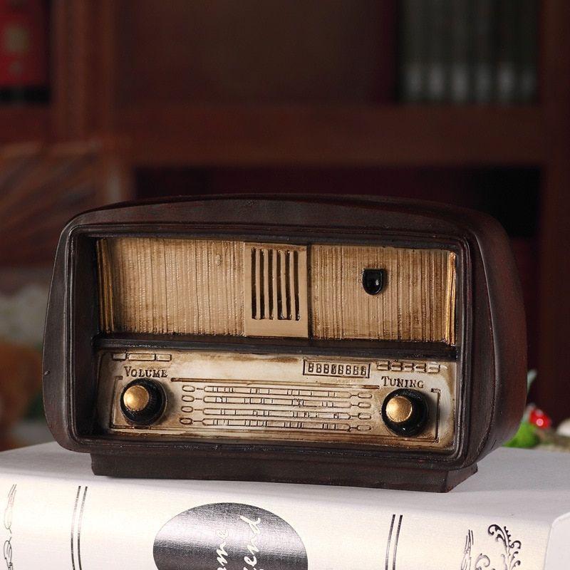European Antique Vintage Car Radio Retro Radios Vintage Radio Vintage Bar