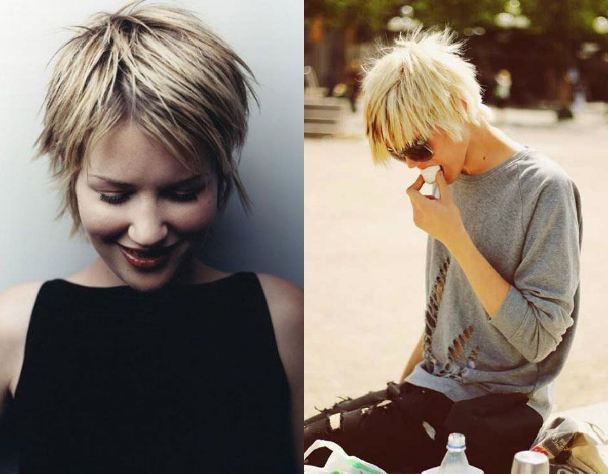 Short Shaggy Pixie Hairstyles Short Shaggy Haircuts 2017 To Find