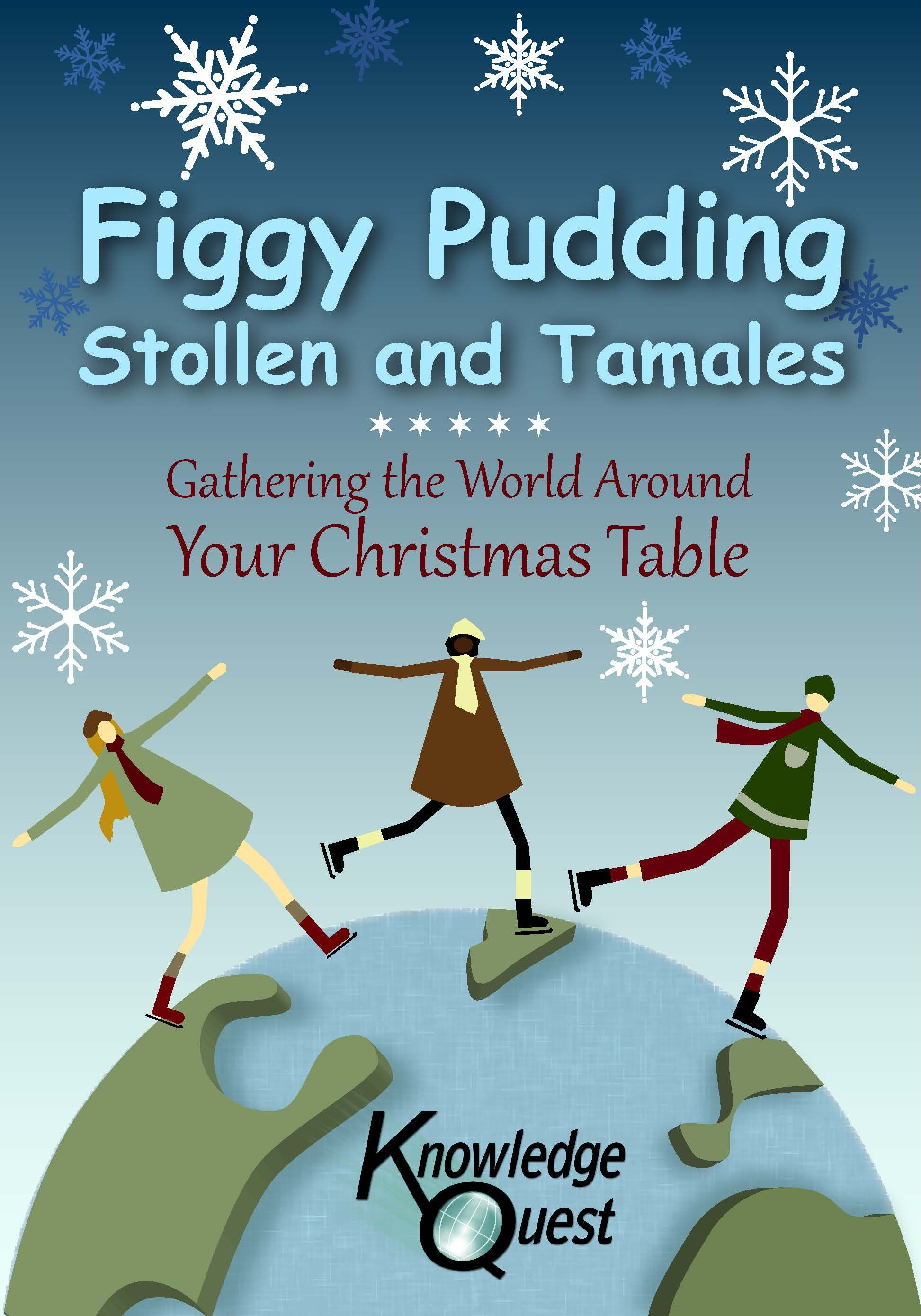 Free Christmas Ecookbook From Knowledge Quest Figgy