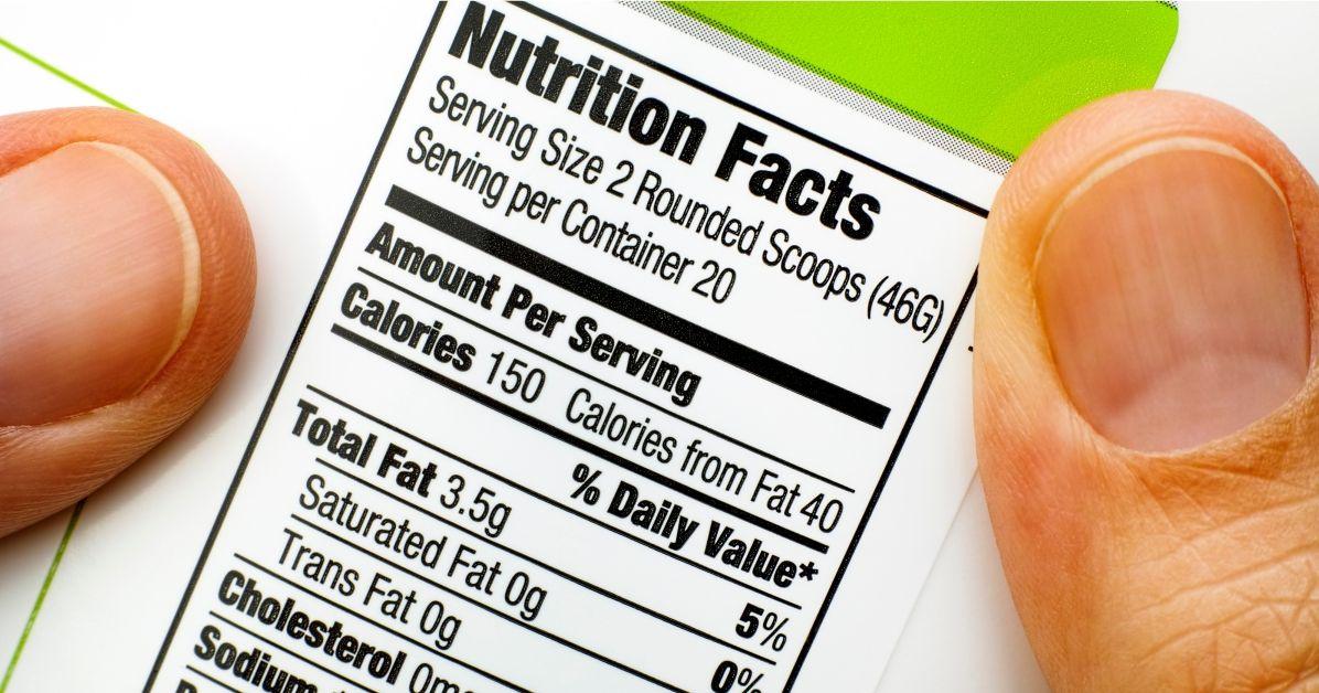 3 apps que descifran las etiquetas de los alimentos