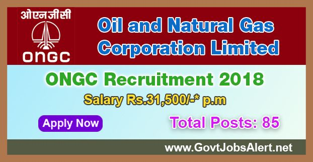 ongc recruitment 2018 hiring 85 post assistant technician marine rh pinterest co uk