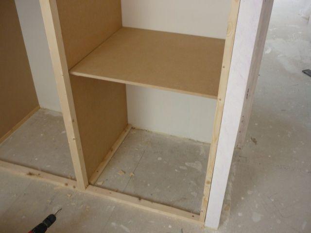 faire ses placards soi m me v tements diy et mobilier. Black Bedroom Furniture Sets. Home Design Ideas