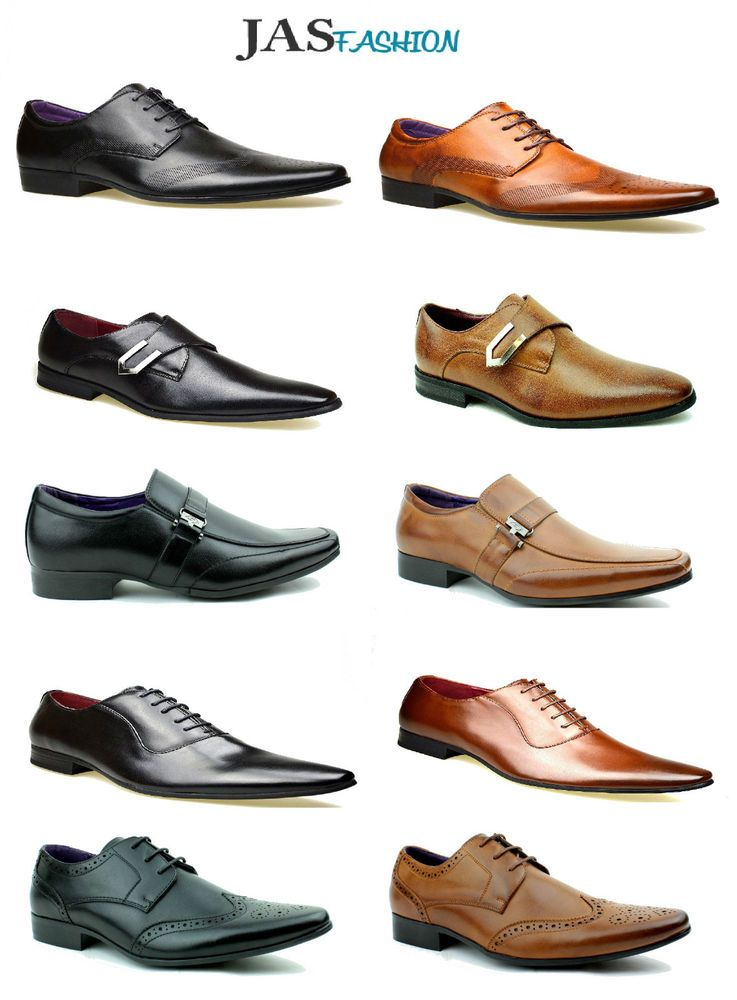 Details About Mens New Smart Office Wedding Italian Shoes Dress