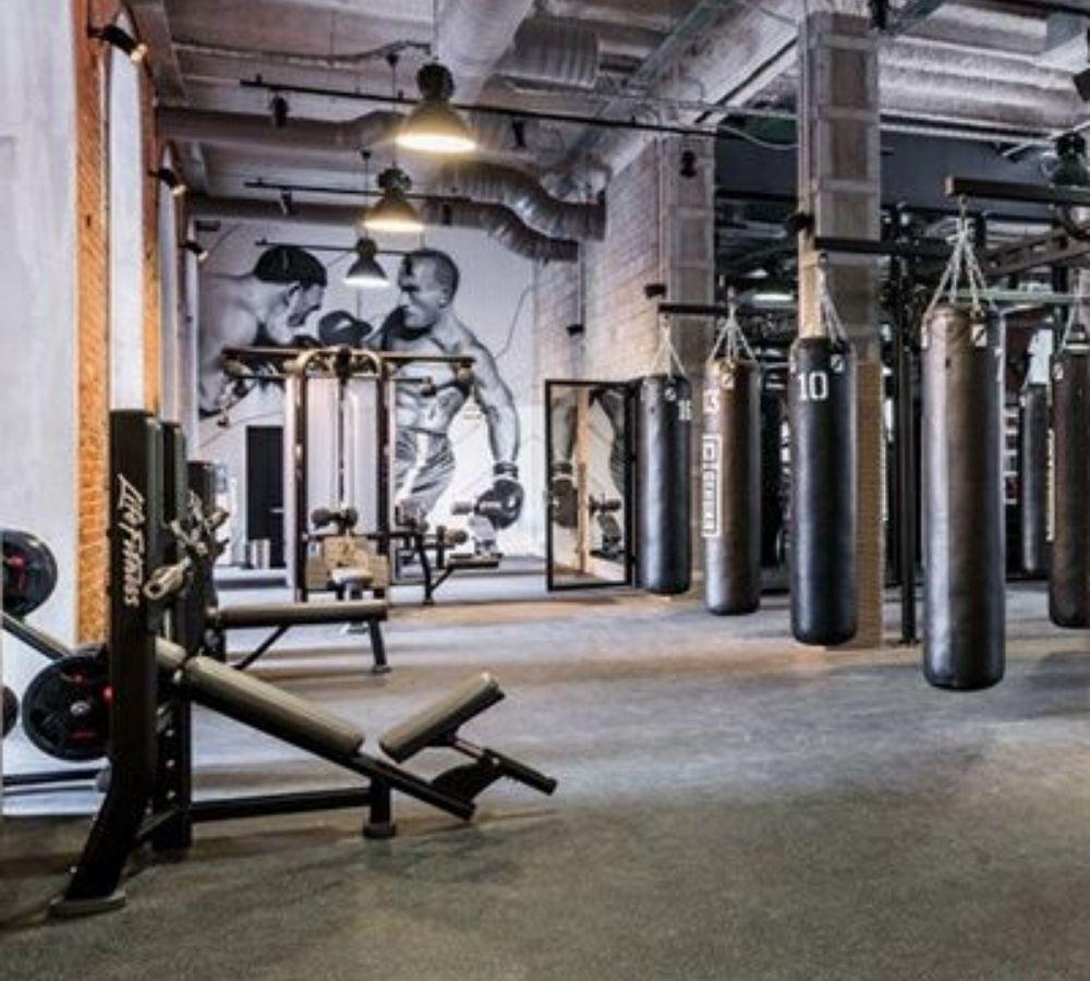 Complete Guide To Fitness Gym Branding And Marketing Gym Decor Gym Design Interior Fitness Design Gym