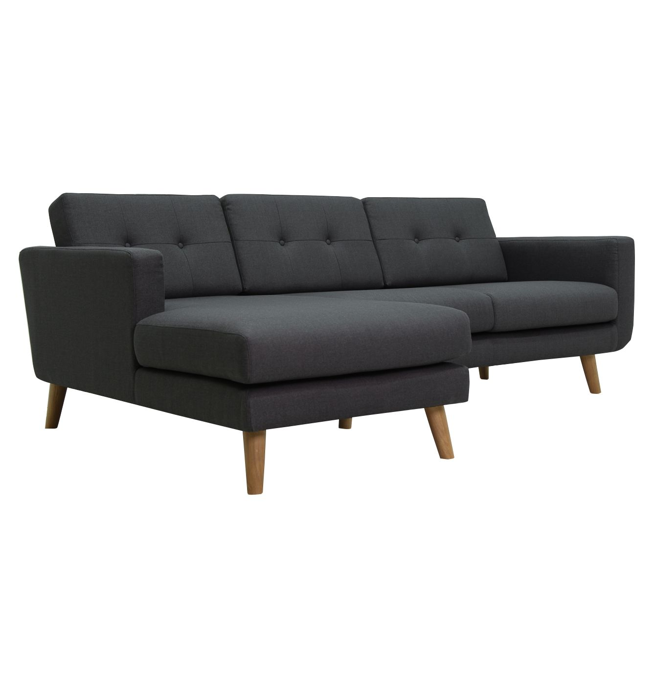 Christian Rudolph-Christiansen Winner 3 Seater Sofa with Chaise by Christian Rudolph-Christiansen -  sc 1 st  Pinterest : 3 seater couch with chaise - Sectionals, Sofas & Couches