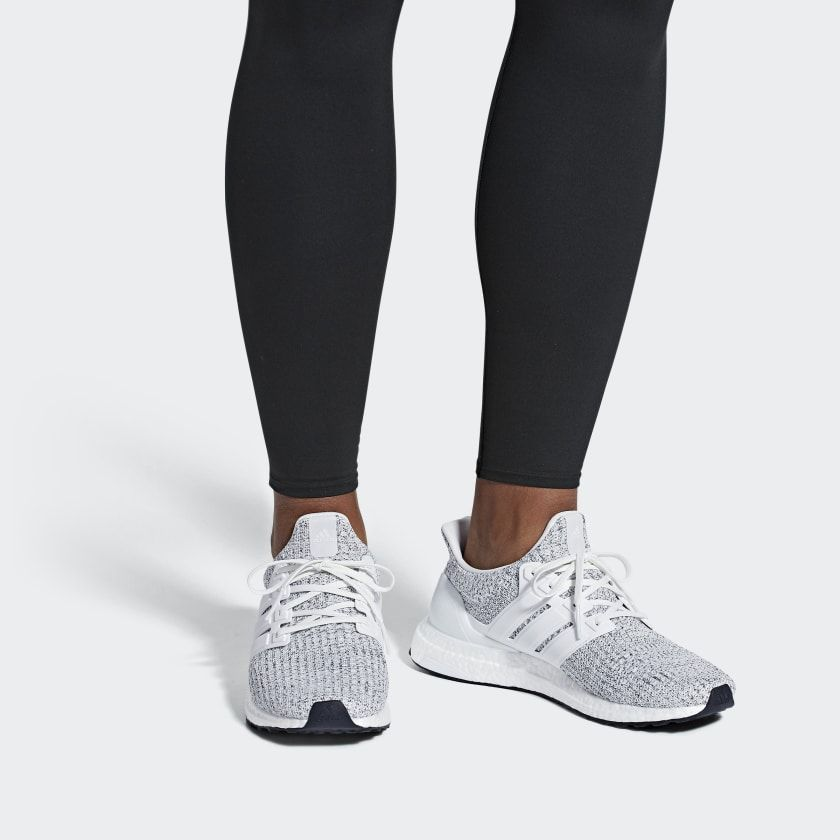 Ultraboost Shoes Non Dyed / Cloud White