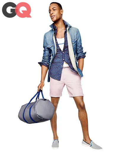 pour some C H I L L over a sweltering summer day! #menswear #summers #menssummeroutfits #summeroutfits